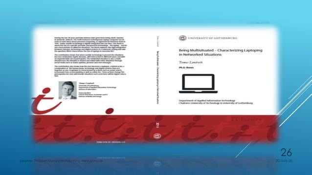 """2015-05-20Stephan Philipson Marknadsutveckling www.spmu.se 33 Komplexförsäljnig ställer krav på väl förberedda """"säljsamtal"""""""