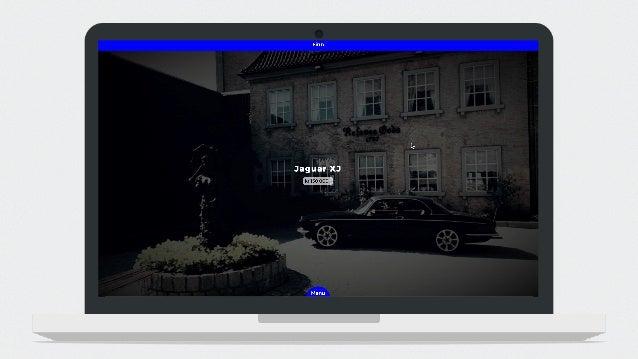 Fremtidsvennlige nettsider • Prioritert og fokusert innhold • Designet for de minste små skjermene • Modulært designet og ...