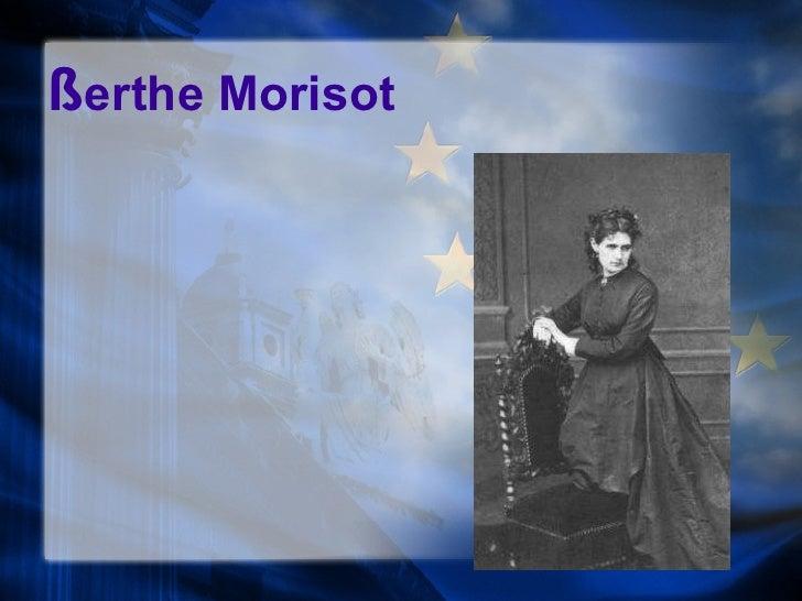 ß erthe Morisot