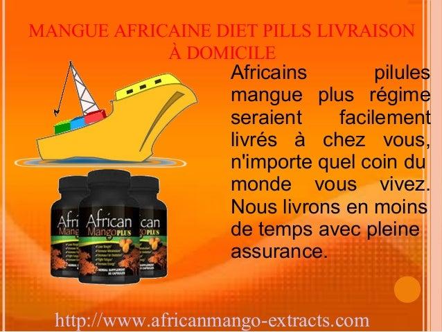 MANGUE AFRICAINE DIET PILLS LIVRAISON            À DOMICILE                      Africains        pilules                 ...
