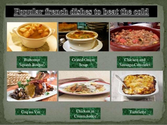 Best Frecnh Food