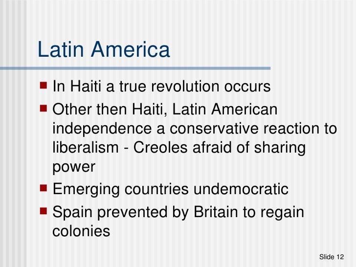 compare and contrast the french and haitian revolution Haitian revolution (1803) and political injustice led up to the haitian revolution the french and american revolution gave courage and hope to compare/contrast.