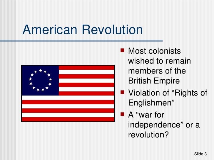 french and american revolutions american revolution