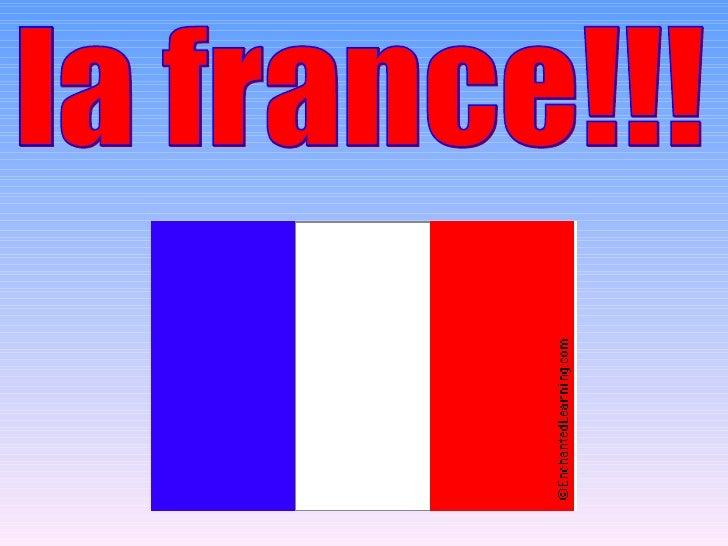 la france!!!