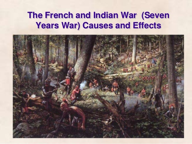 How did the seven years war cause the american revolution