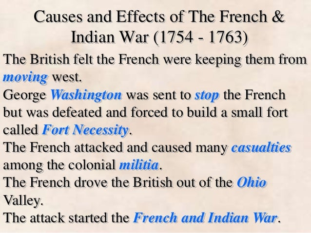 Seven years war essay