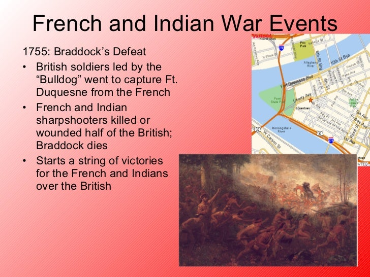 an introduction to the french and indian war Summary and introduction to the french and indian war : home united states history french and indian war : the french and indian war french settlers began building forts along the ohio river to protect the land from the british meanwhile.