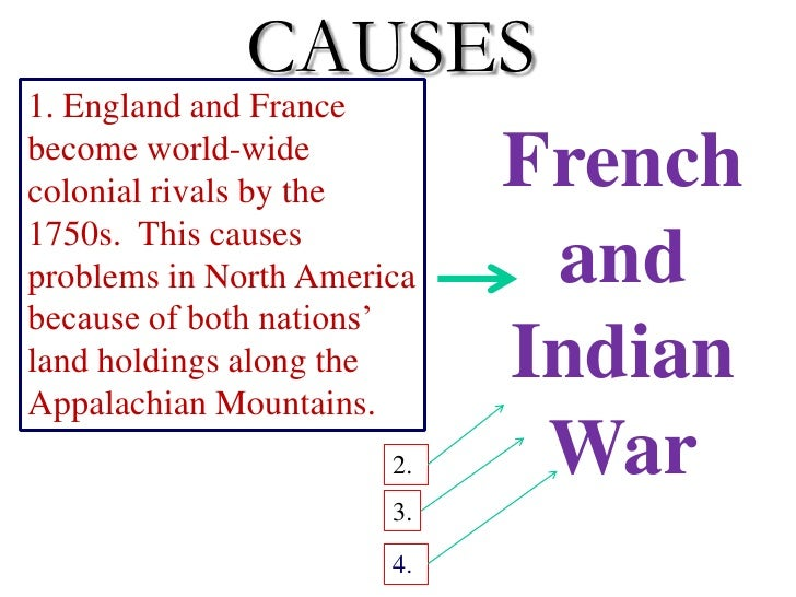 French and indian war cp1