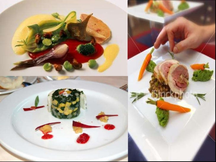 French cuisine for French cuisine 3 modules