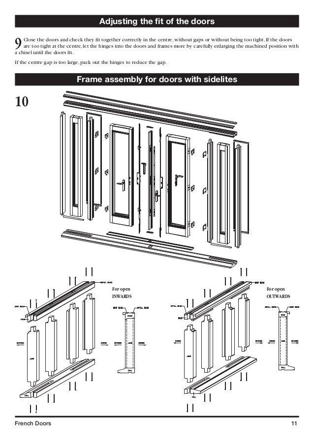 French Doors ...