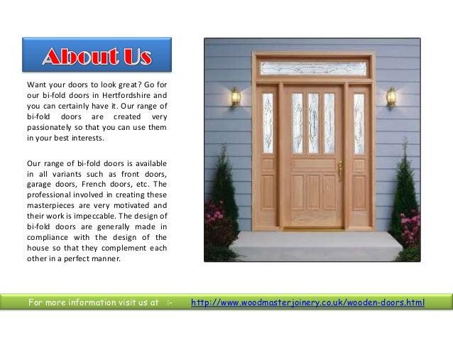 French doors hertfordshire Slide 3