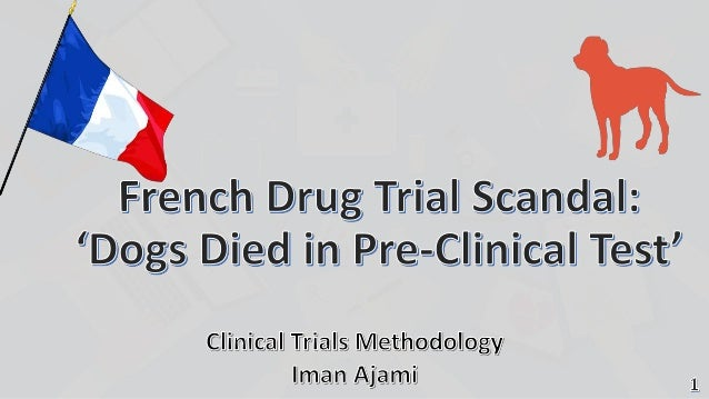 Clinical trial scandal