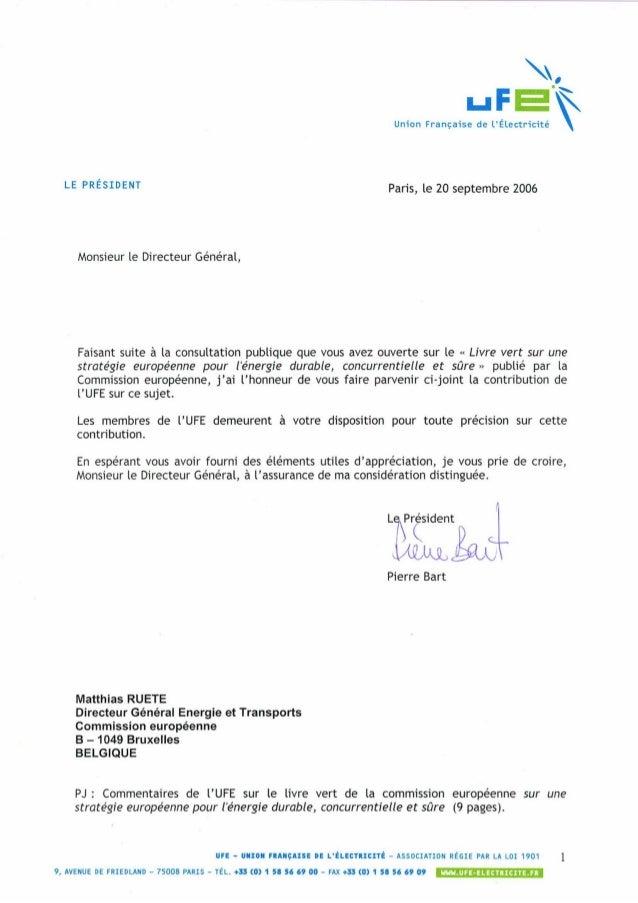L'UFE, Union Française de l'Électricité, est l'association professionnelle du secteur de l'électricité. Elle représente le...