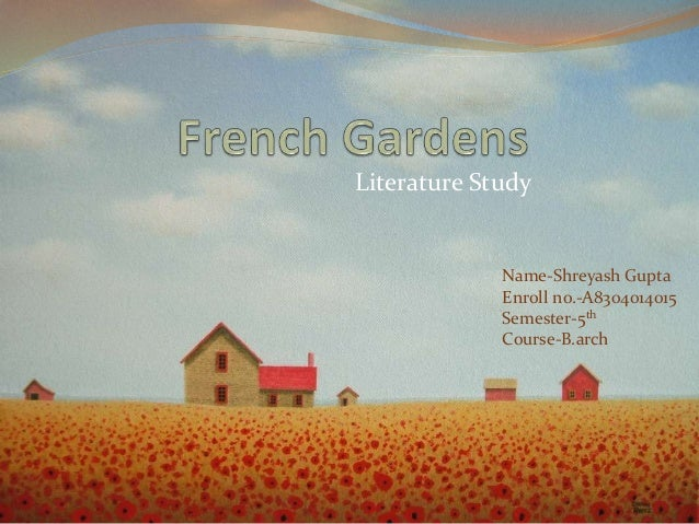 Literature Study Name-Shreyash Gupta Enroll no.-A8304014015 Semester-5th Course-B.arch