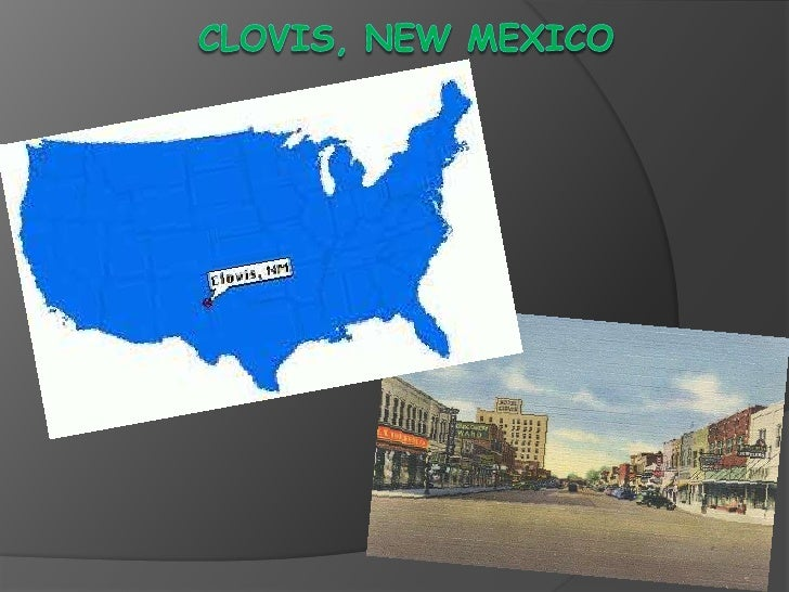 Clovis, New Mexico<br />