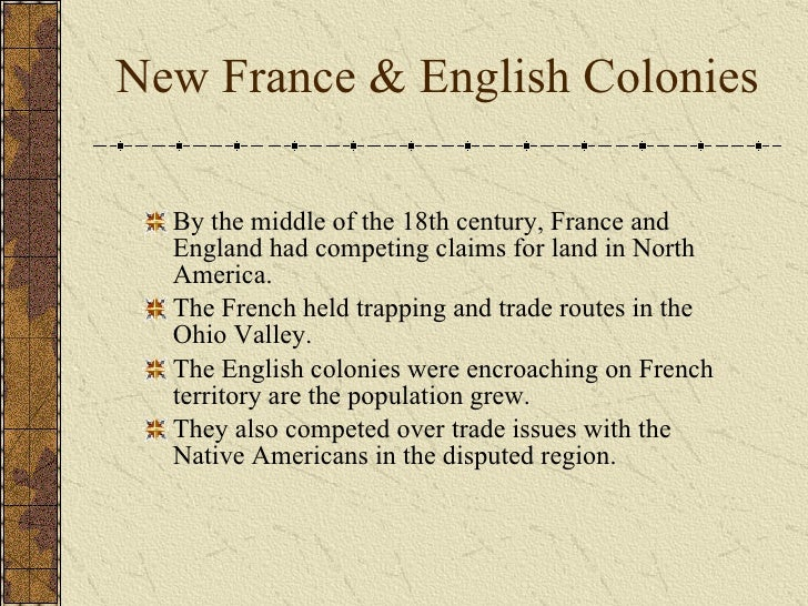 "french and indian war brief 2 locgov/teachers the french and indian war (1754-63) the french and indian war (1754-63) was the original inspiration for ""join or die"" benjamin franklin."