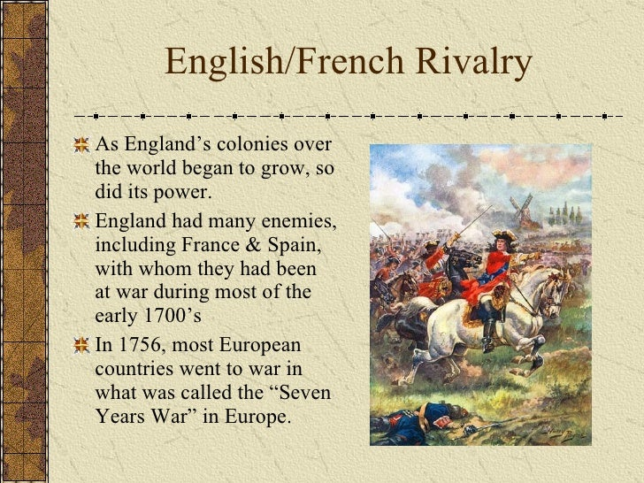 the french indian war essay Documents before 1800  the failure of west india company farming on the island of manhattan - jan folkerts the seven years war - philip keffer.