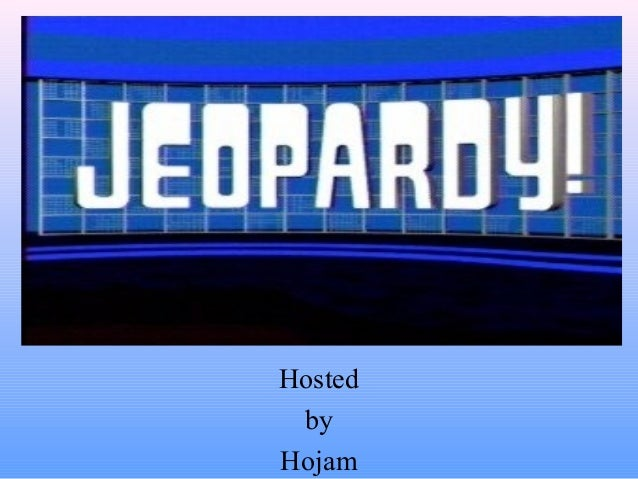 Hosted by Hojam