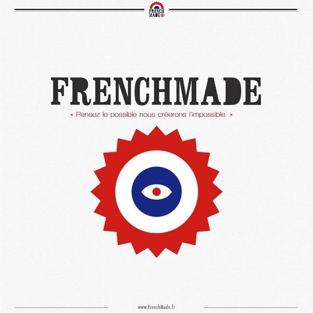 Frenchmade - Communication événementielle