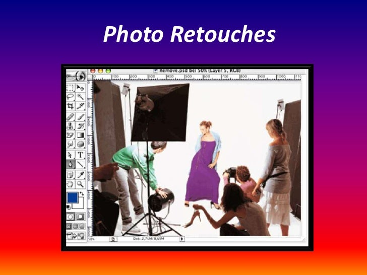 Photo Retouches <br />