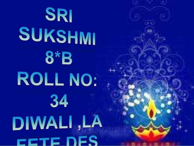 Diwali également appelé Divali, Deepavali ou la «fête des lumières», est une fête hindoue de cinq jours qui commence le Dh...
