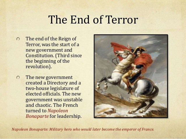 an analysis of the reign of terror during the period of the french revolution Reign of terror definition: a reign of terror is a period during which there is a lot of violence and the period of the french revolution from 1793 to.