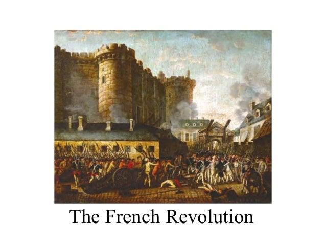 French Revolution 1