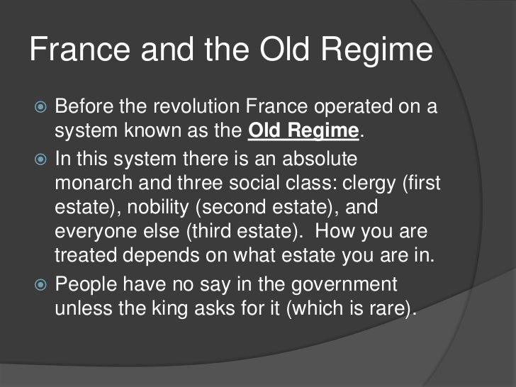 essay about france revolution