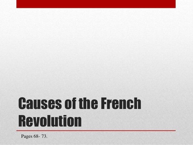 the french revolution 2 essay