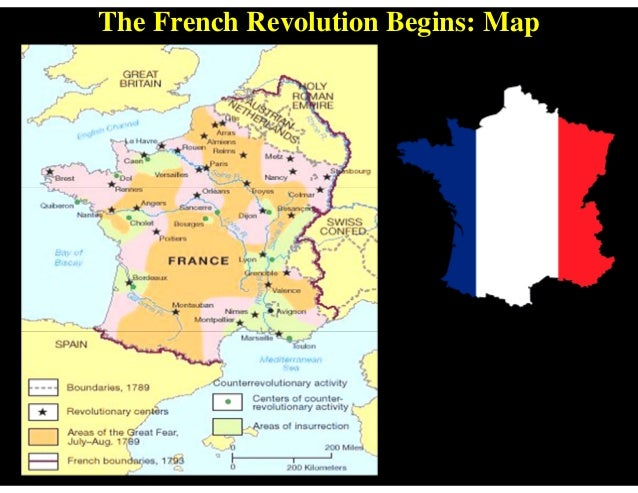 French revolution the french revolution begins map gumiabroncs Gallery