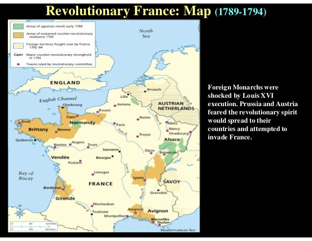 Map Of France French Revolution.French Revolution