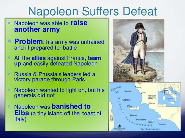 an analysis of napoleons invasion of russia that led to his downfall After failing to carry out his planned invasion of england in 1803-1805, napoleon led his grand armee from the english channel  rise of napoleon bonaparte.