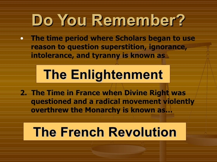 french revolution period
