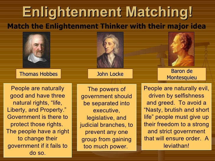 the ideas of french thinkers of the enlightenment period started the french revolution 71 the enlightenment, the french revolution in the history and culture of the period 1780 on the way people lived and thought across europe throughout.