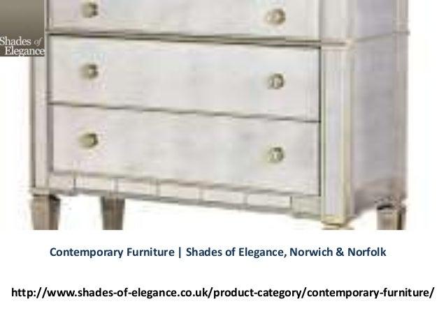 ... 2. Contemporary Furniture ...