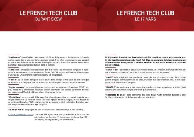 """""""Conférences"""" non-officielles mais pouvant bénéficier de la présence des intervenants français sur les panels. Sur la scèn..."""