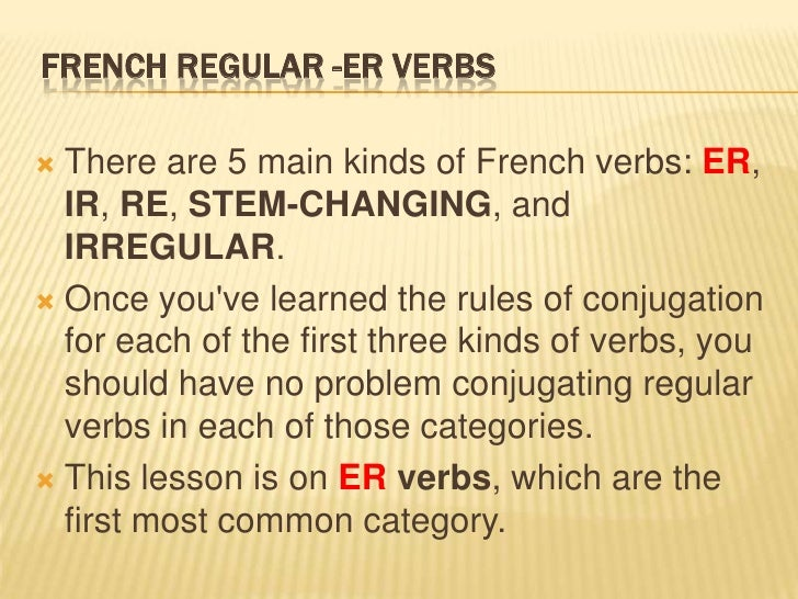 french verbs essayer Essayer - french verb conjugations simple and compound conjugations for the french verb essayer french conjugation = essayer - youtube to form the present indicative of regular verbs.