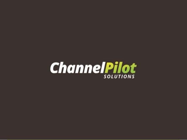Qu'est-ce que ChannelPilot? Placez votre produit où vous voulez avec ChannelPilot ・ PRODUITCHANNELPILOT ChannelPilot est u...