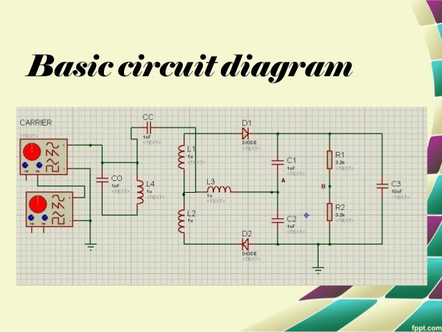 Frequency Modulation Circuit Diagram | Frequency Modulation And Its Circuits