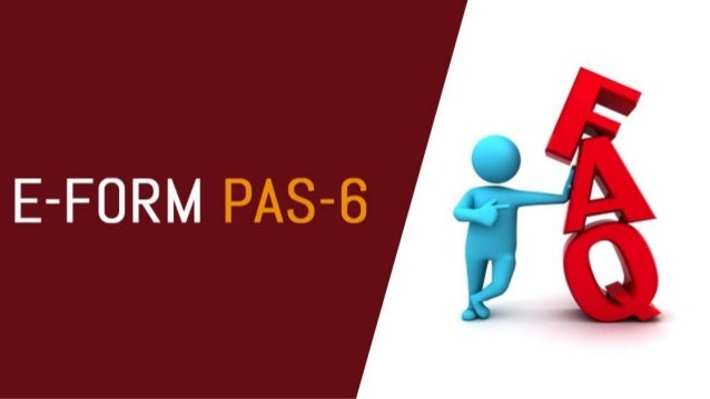 Recommended Articles ●Frequently Asked Questions (FAQs) on E-form PAS-6   SAG RTA ●PENAL PROVISIONS FOR NOT OBTAINING ISIN...
