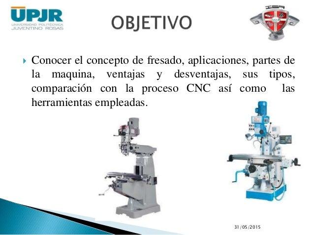Fresado tipo del proceso for Tipos de fresadoras