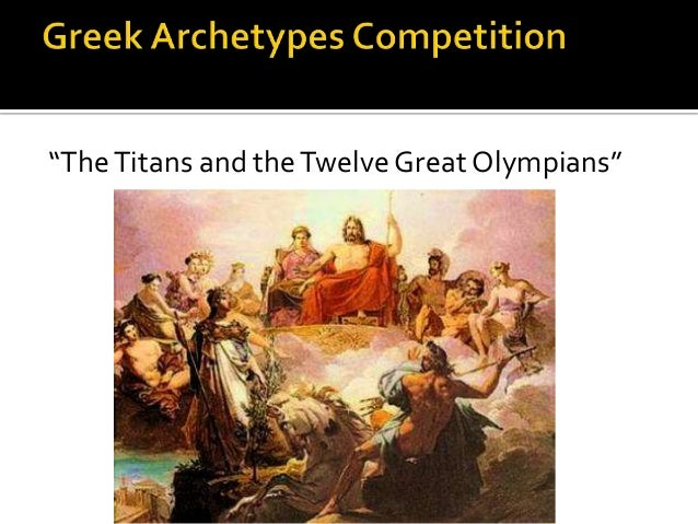 Three archetypes in the odyssey