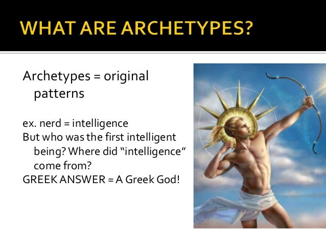 archetypes in mythology