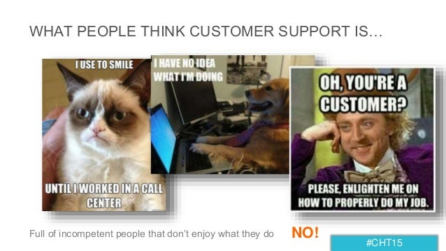 Creating the Right Support Culture @Influitive Slide 2