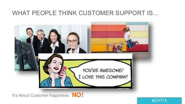 Creating the Right Support Culture @Influitive Slide 3