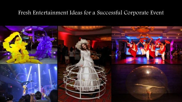 What are some fun entertainment ideas for parties?