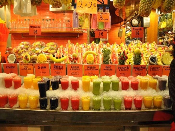 Fresh Fruit Juice Business Plan