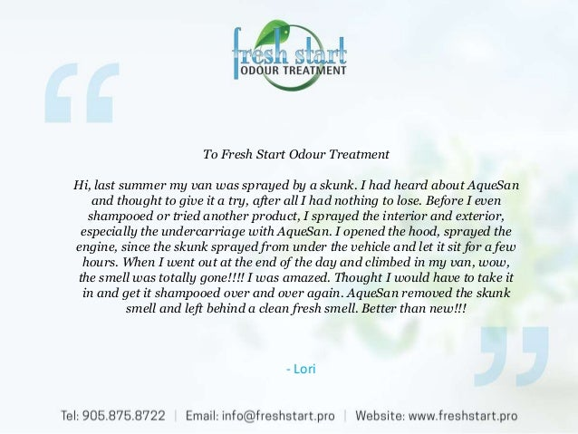 freshstart pro testimonials. Black Bedroom Furniture Sets. Home Design Ideas