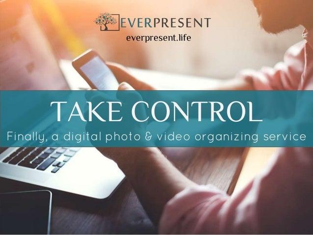 Digital Organizing with EverPresent