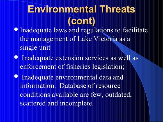 an experiment on the ecosystem of the lake Those experiments showed that trophic cascades controlled biomass and  of  primary production and respiration by the lake as a whole, they affected rates of.